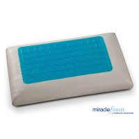 Gel Memory Foam Gel Traditional Pillow | American ...