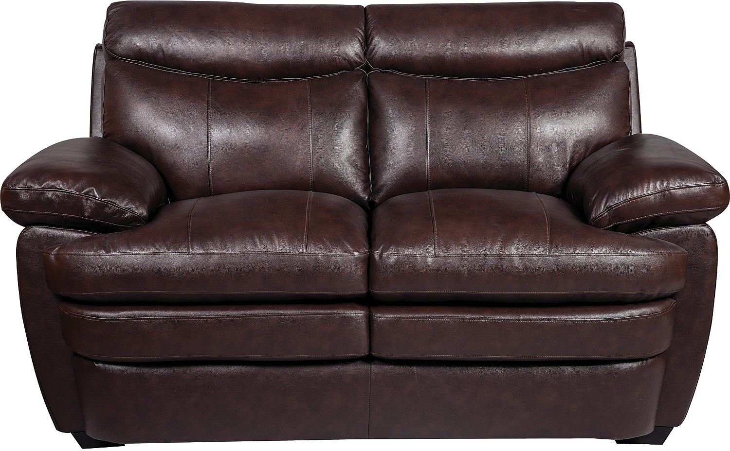 genuine leather sofa and loveseat ciara traditional velvet marty brown the brick