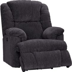 Recliner Chair Covers Grey Pride Lift Parts Canada Bmaxx Chenille Power The Brick