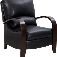 Reclining Accent Chair Gaming For Kids Aaron Black The Brick