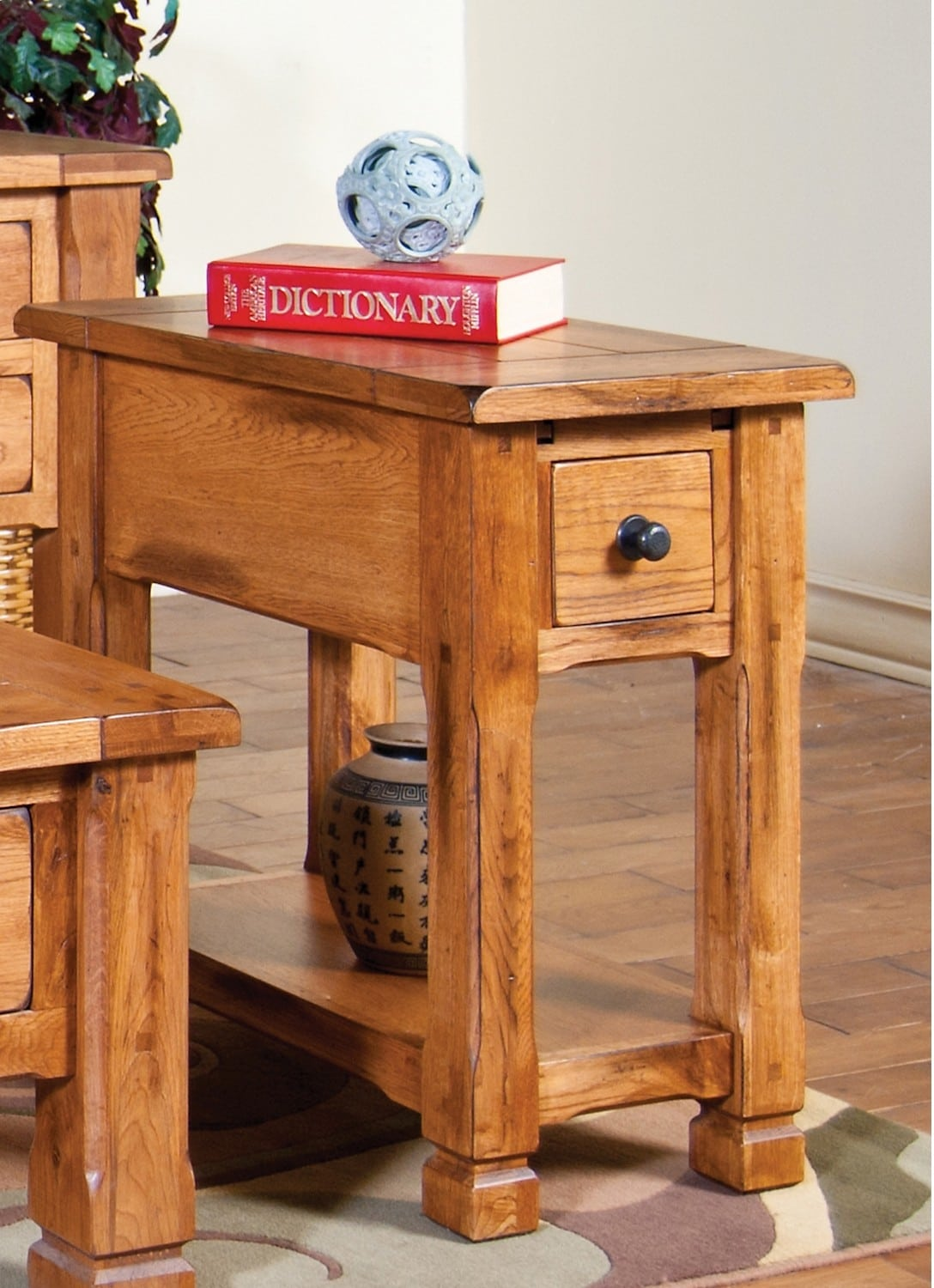 chair side tables canada wooden desk on wheels sedona chairside table the brick