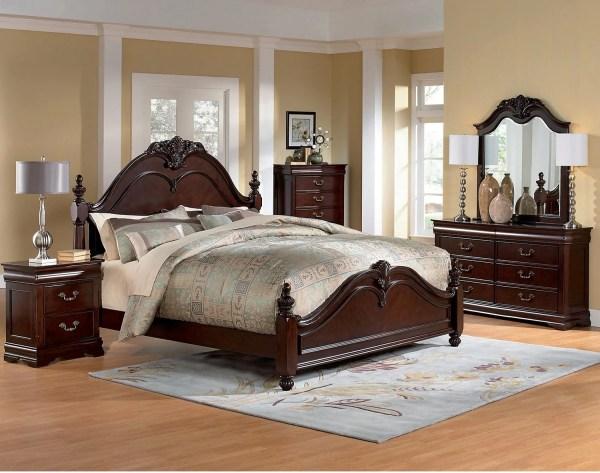 Westchester 5-piece Queen Bedroom Set Brick