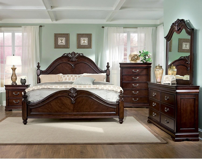 Westchester 5Piece Queen Bedroom Set  The Brick