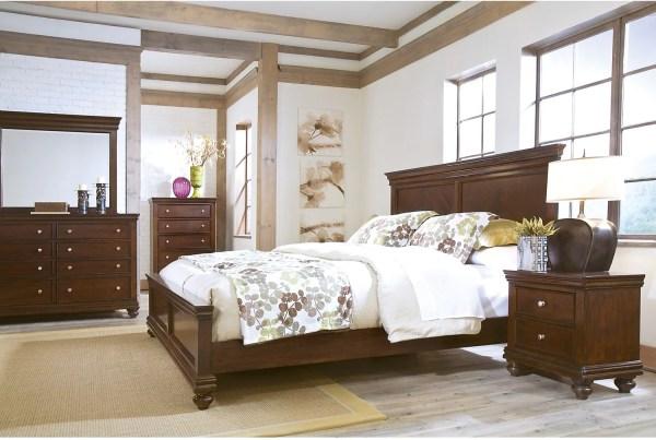Bridgeport 6 Piece Queen Bedroom Set
