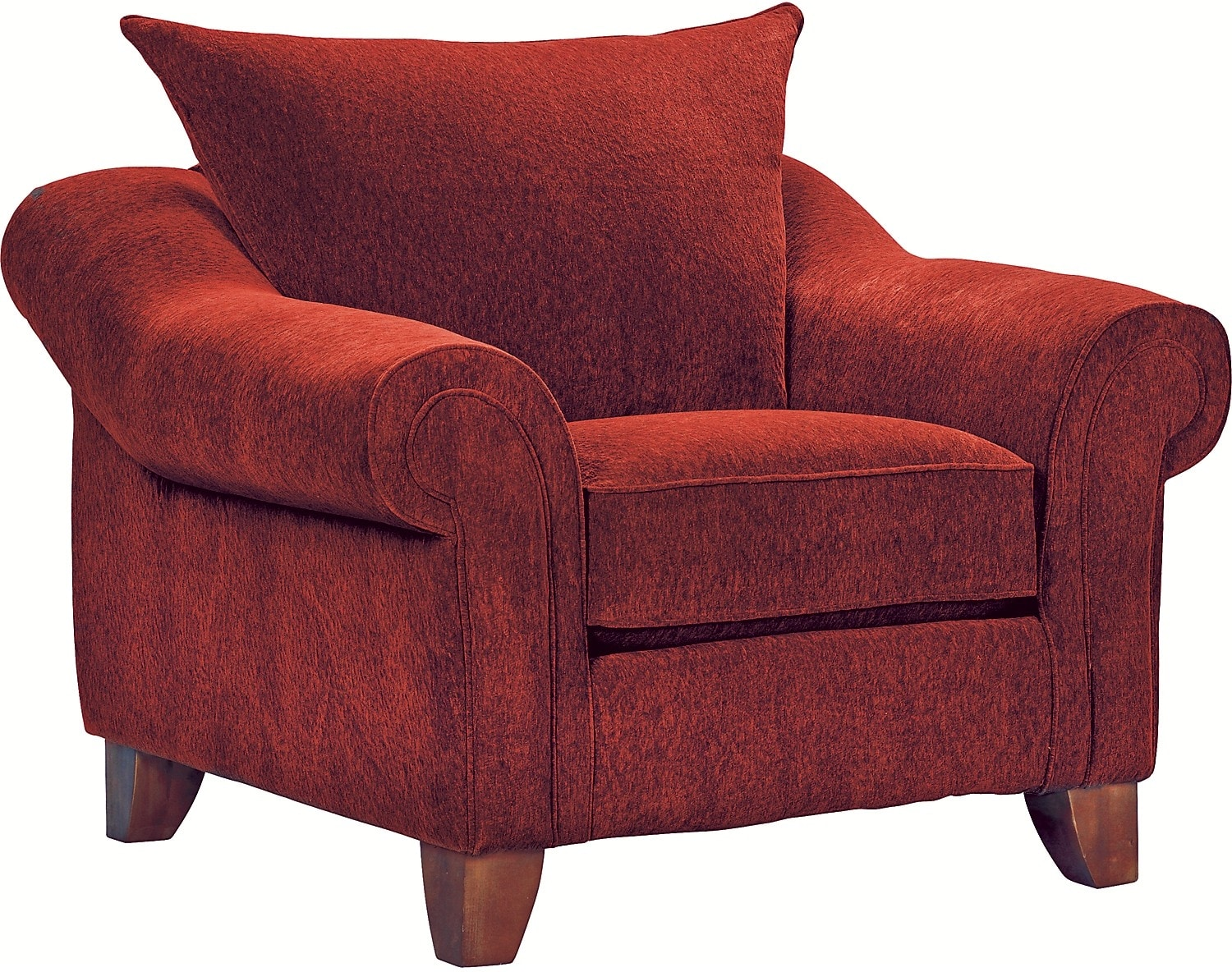 red dining room chairs canada velvet australia reese chenille sofa the brick