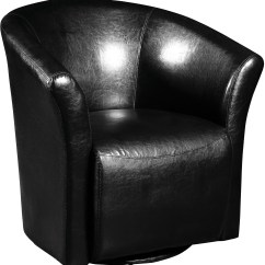 Swivel Chair Black High For Toddlers Accent The Brick