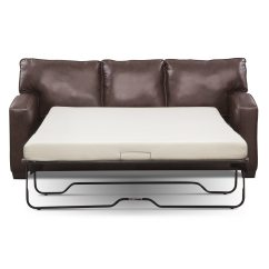 Leather Sofa Cleaning Shampoo Home Theater Sofas Brookline Queen Memory Foam Sleeper ...