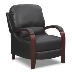 Push Back Chair Walmart Wicker Cushions Healy Recliner Furniture
