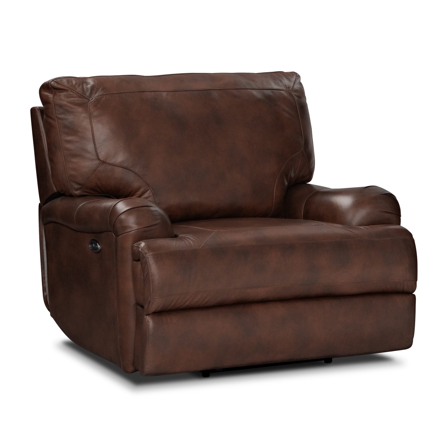 best thing to clean cream leather sofa good sleeper kingsway 2 pc power reclining living room w