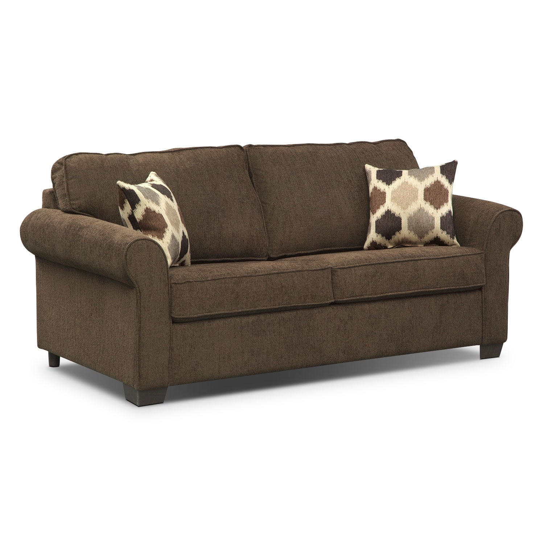 rialto sofa bed reclining springfield mo sleeper sofas living room seating american signature