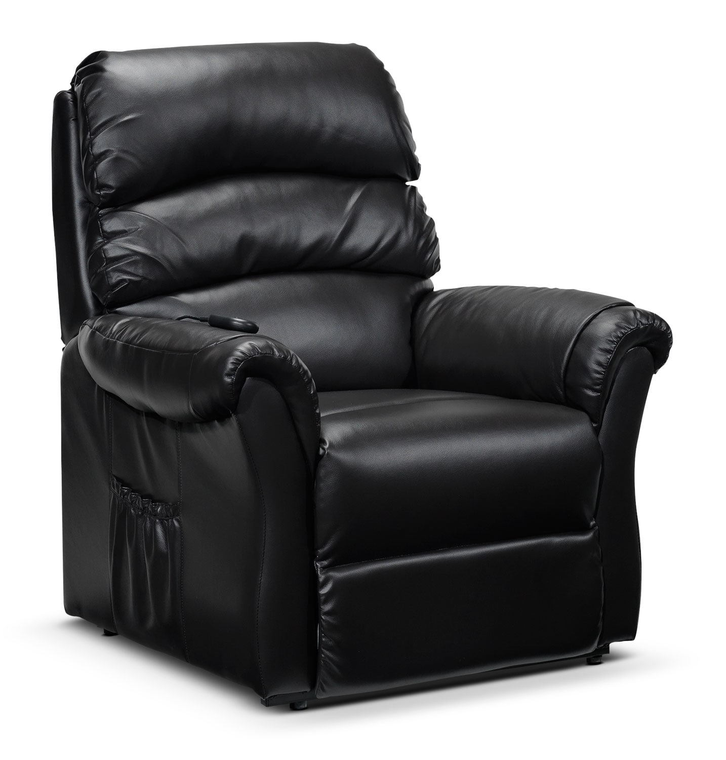 Lift Chairs Recliners Paolo Power Lift Recliner Dark Brown Leon 39s