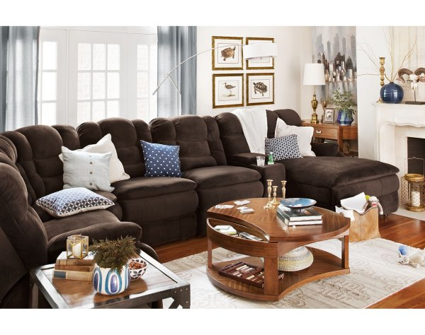 Big Softie Collection - Chocolate City Furniture
