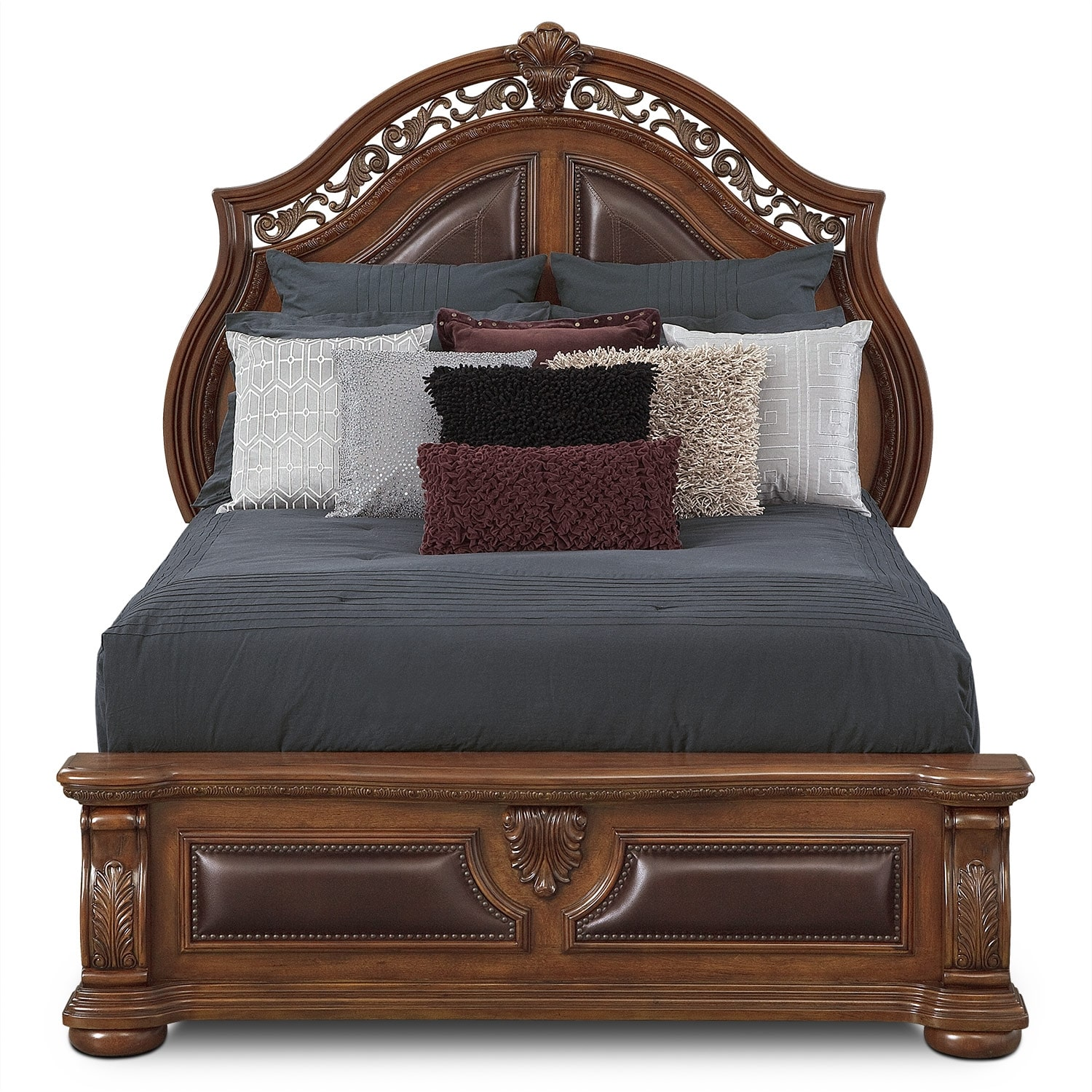 Value City Furniture Queen Beds