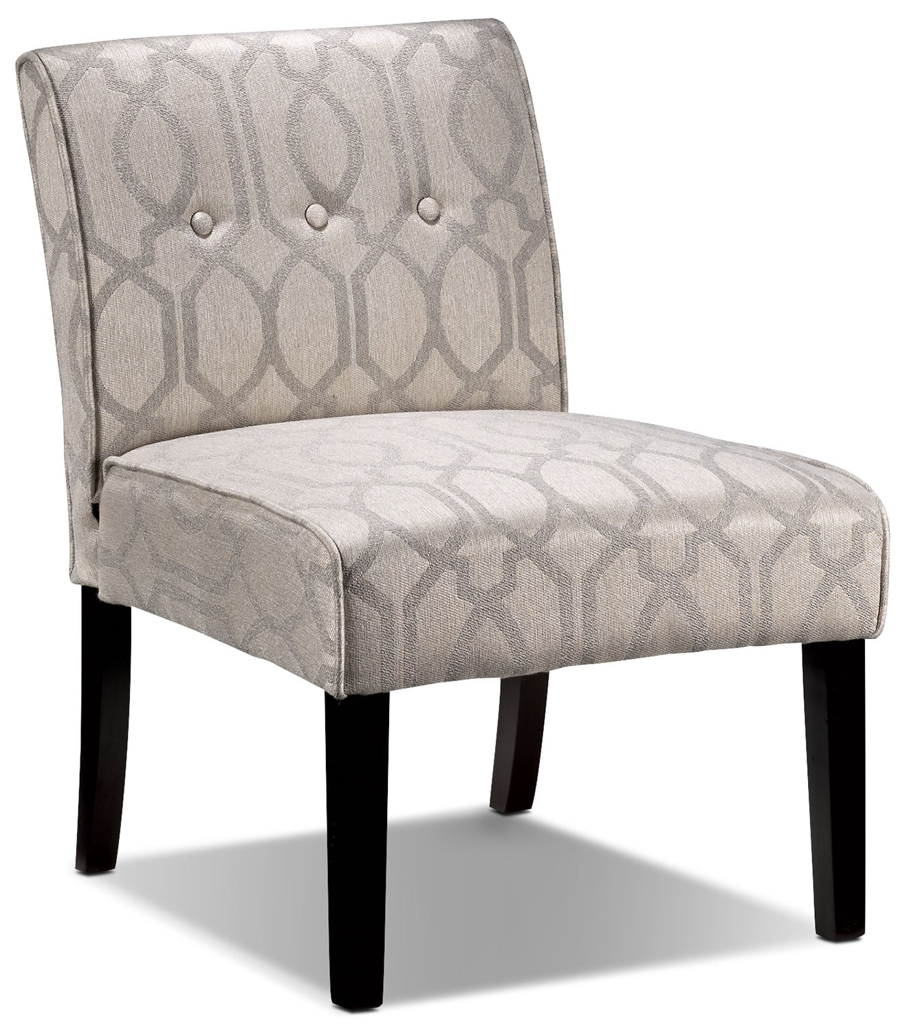 beige accent chairs stuffed animal for toddlers candace chair leon 39s
