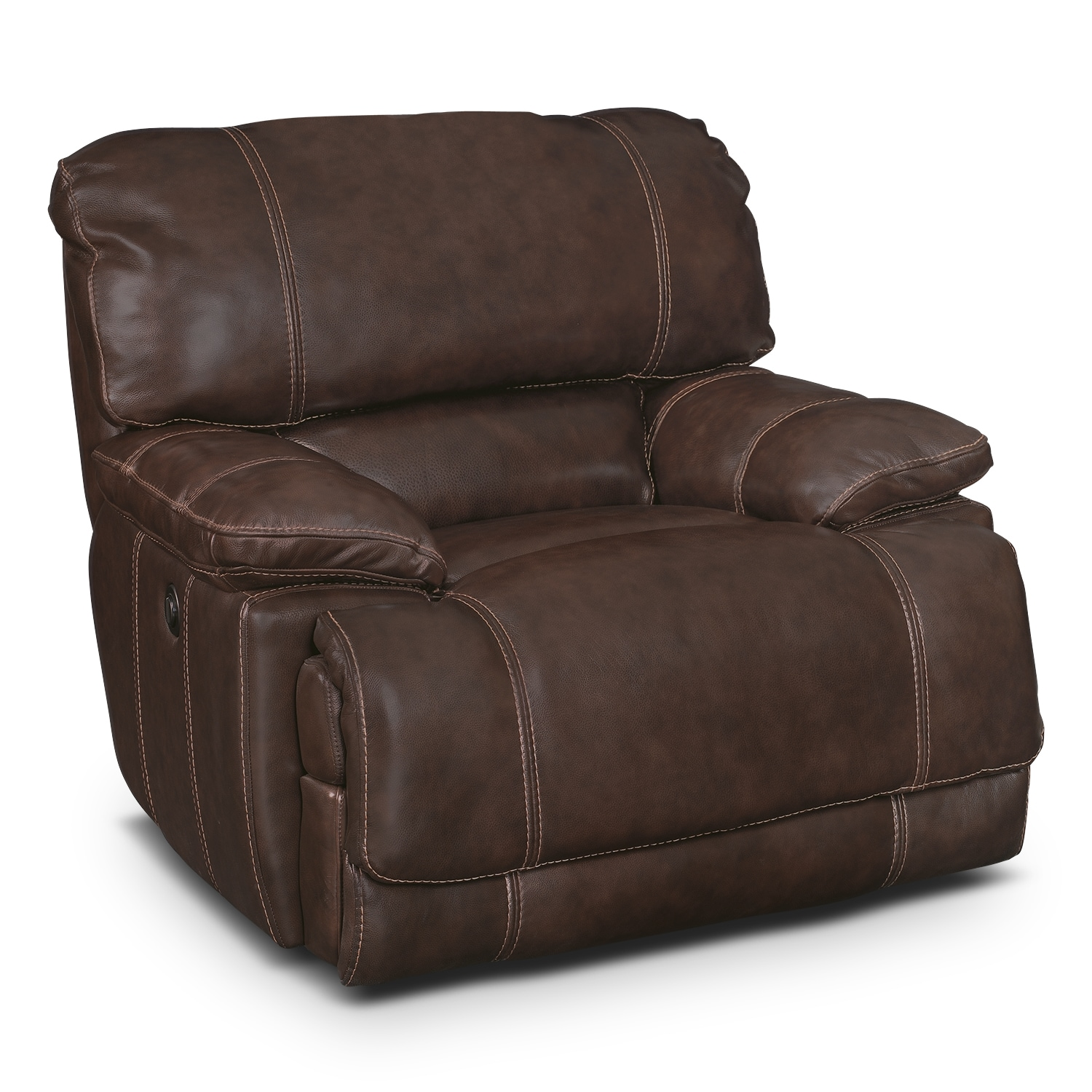 Power Reclining Chairs St Malo Power Recliner Value City Furniture