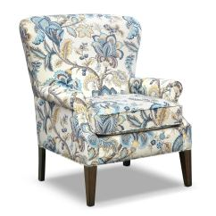 Occasional Living Room Chairs Wedding Chair Covers Hire Oxford Blue Accent