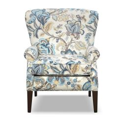 Blue Accent Chairs For Living Room Chair Glides Tile Floors Caroline Furniture