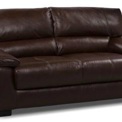 100 Genuine Leather Sofa Wall Mounted Sleeper Chateau D 39ax Dark Brown The