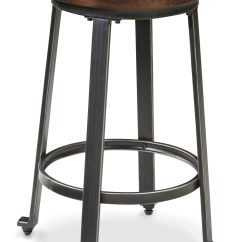Chair Bar Stool Cosco Step Yellow Challiman 30 Quot The Brick