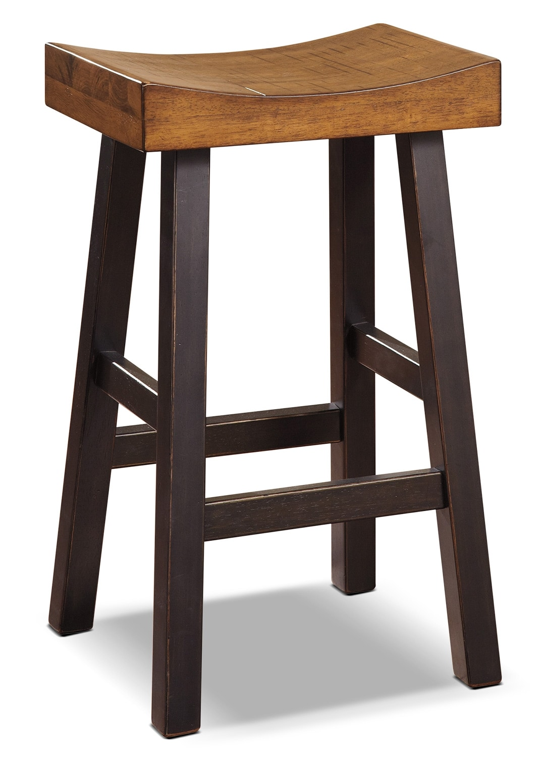 Bar Chairs Glosco 30 Quot Saddle Seat Bar Stool The Brick