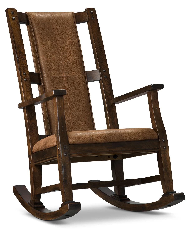 Zenica Rocking Chair  The Brick