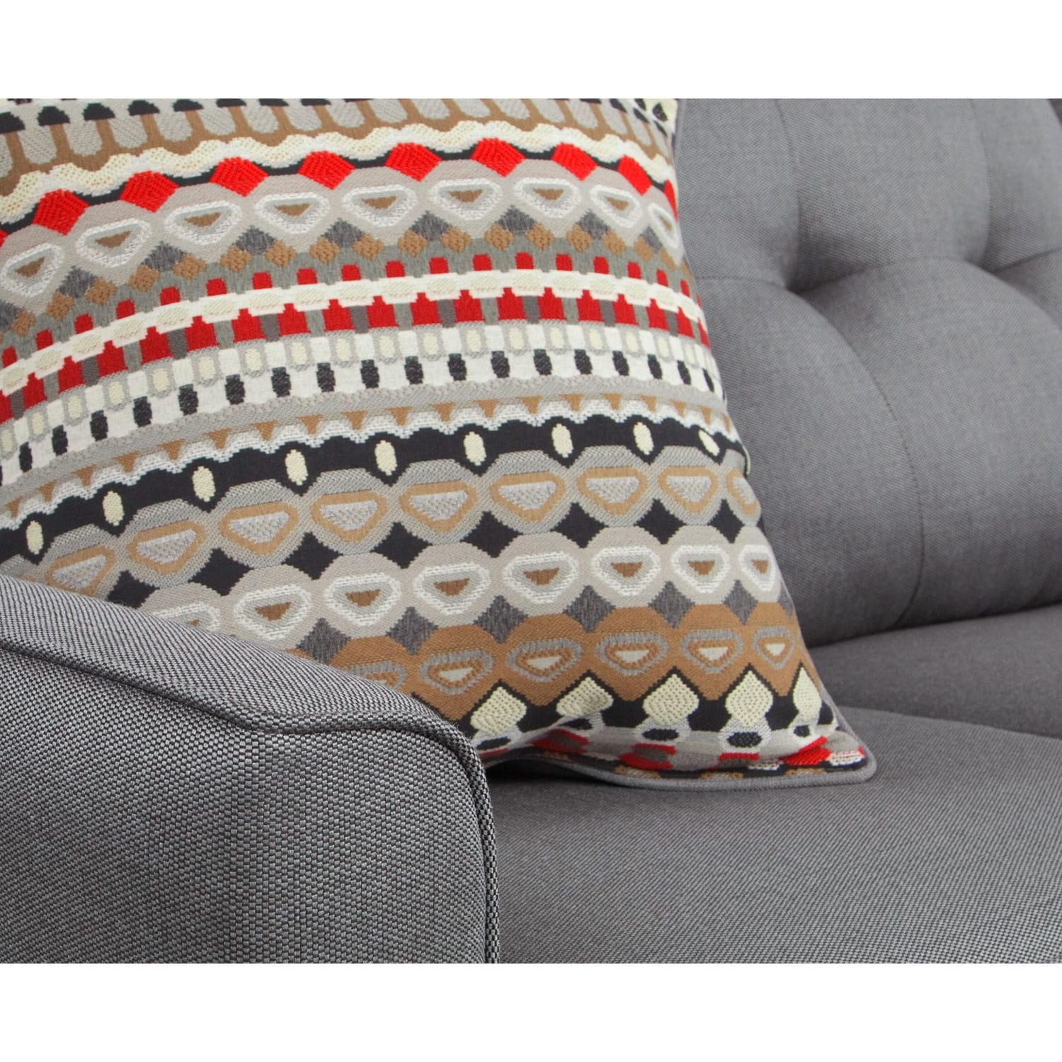marco gray chaise sofa old removal sheffield value city furniture