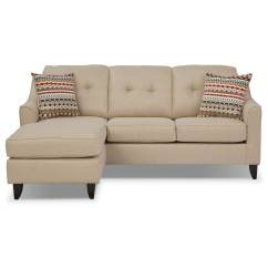 Marco Cream Chaise Sofa By Factory Outlet Old Sofas For Sale Value City Furniture