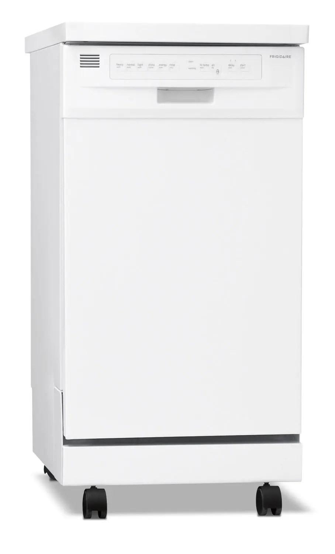 frigidaire kitchen appliances decor themes white portable 18