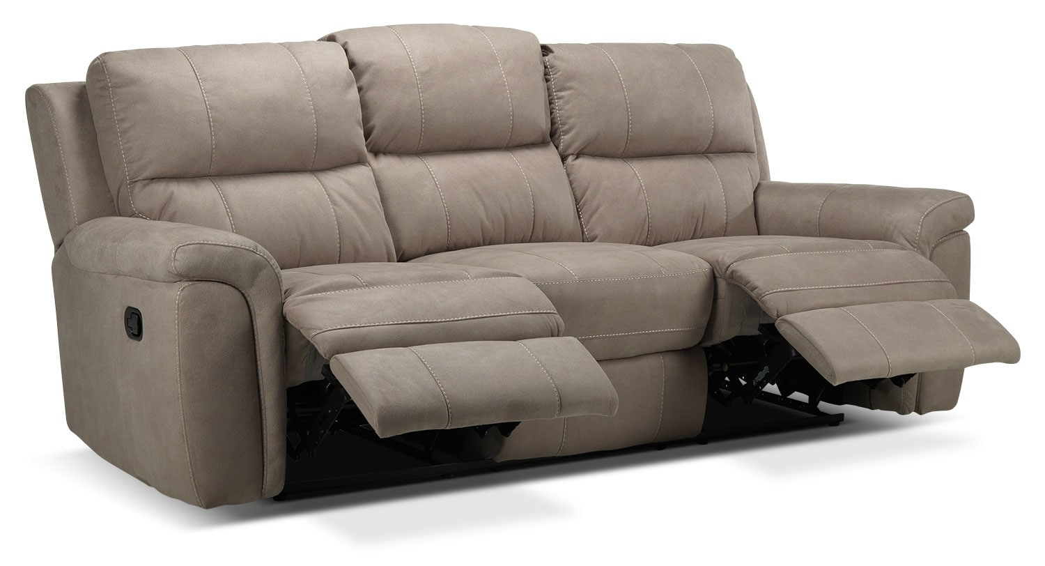 leon s sofas specialist leather sofa cleaners london roarke reclining silver grey 39s