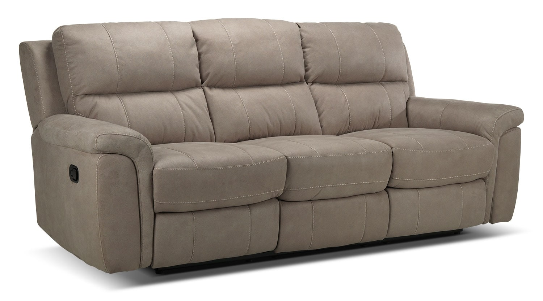 leon s sofas new england sofa horsham roarke reclining silver grey 39s