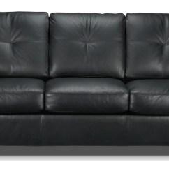 Leon S Sofas Leather Sofa Repair Nj Englewood Naples - Black | Leon's
