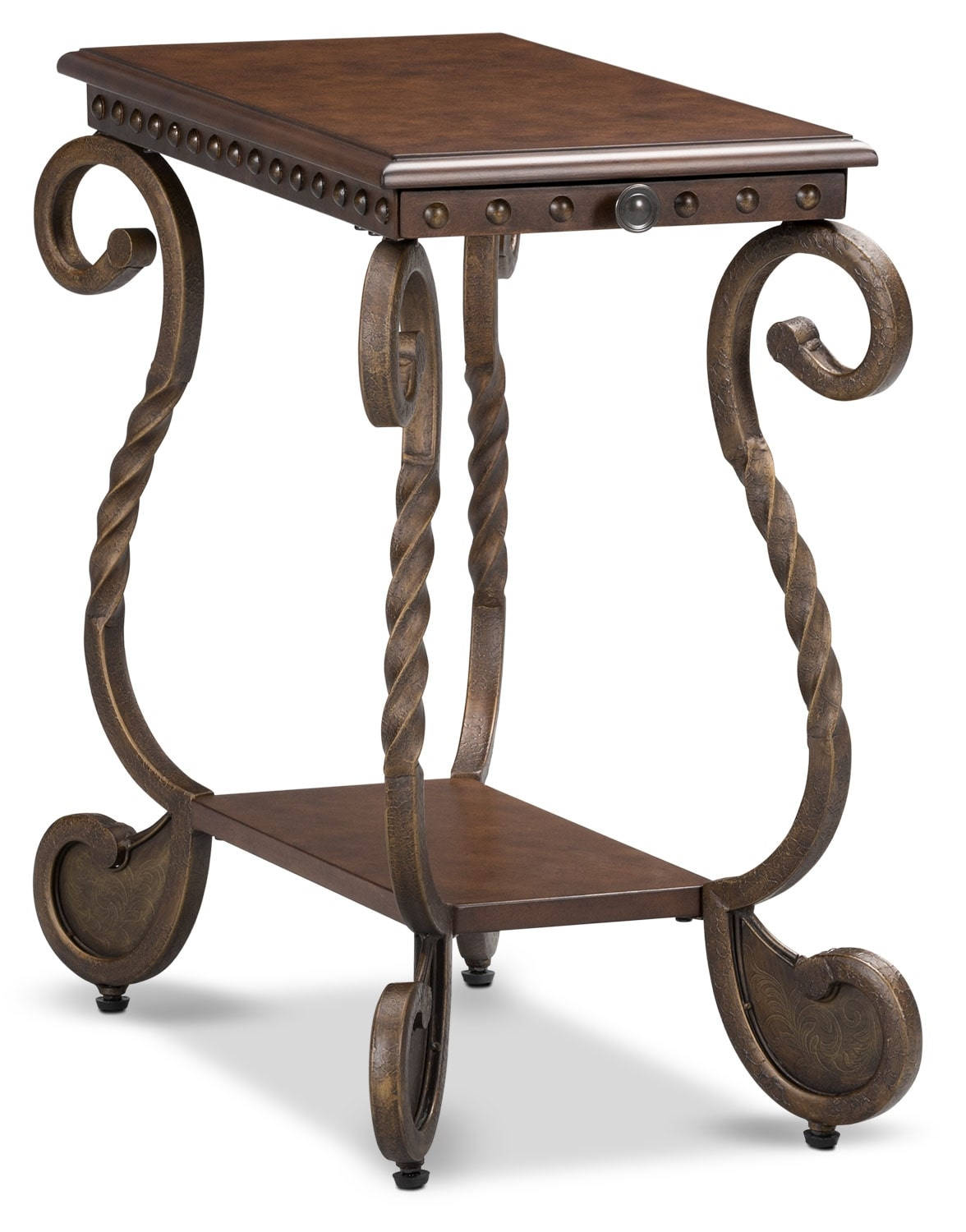 chair side tables canada high seat dining chairs elderly cordoba coffee table  dark brown the brick