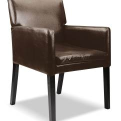 Dark Brown Leather Chair Bentwood Thonet Chairs For Sale Lad Bonded Accent  The Brick