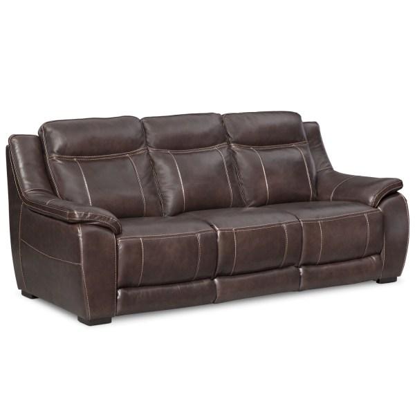 Lido Sofa And Loveseat Set - Brown American Signature