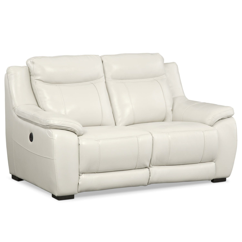 best power reclining sofa set oak lido sofa, loveseat and recliner ...