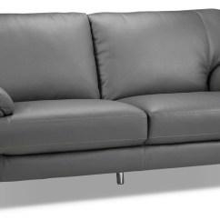Leon S Sofas Homcom Fold Out Futon Sofa Bed Single Infinity Grey 39s