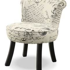 Kids Accent Chair Personalized Camping Chairs Monarch Children 39s  French Script The Brick