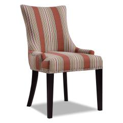 Striped Dining Chair Desk Outlet Paige Accent Value City Furniture
