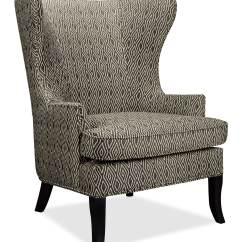 Accent Chairs For Living Room Table And Chair Set Oscar Fabric The Brick