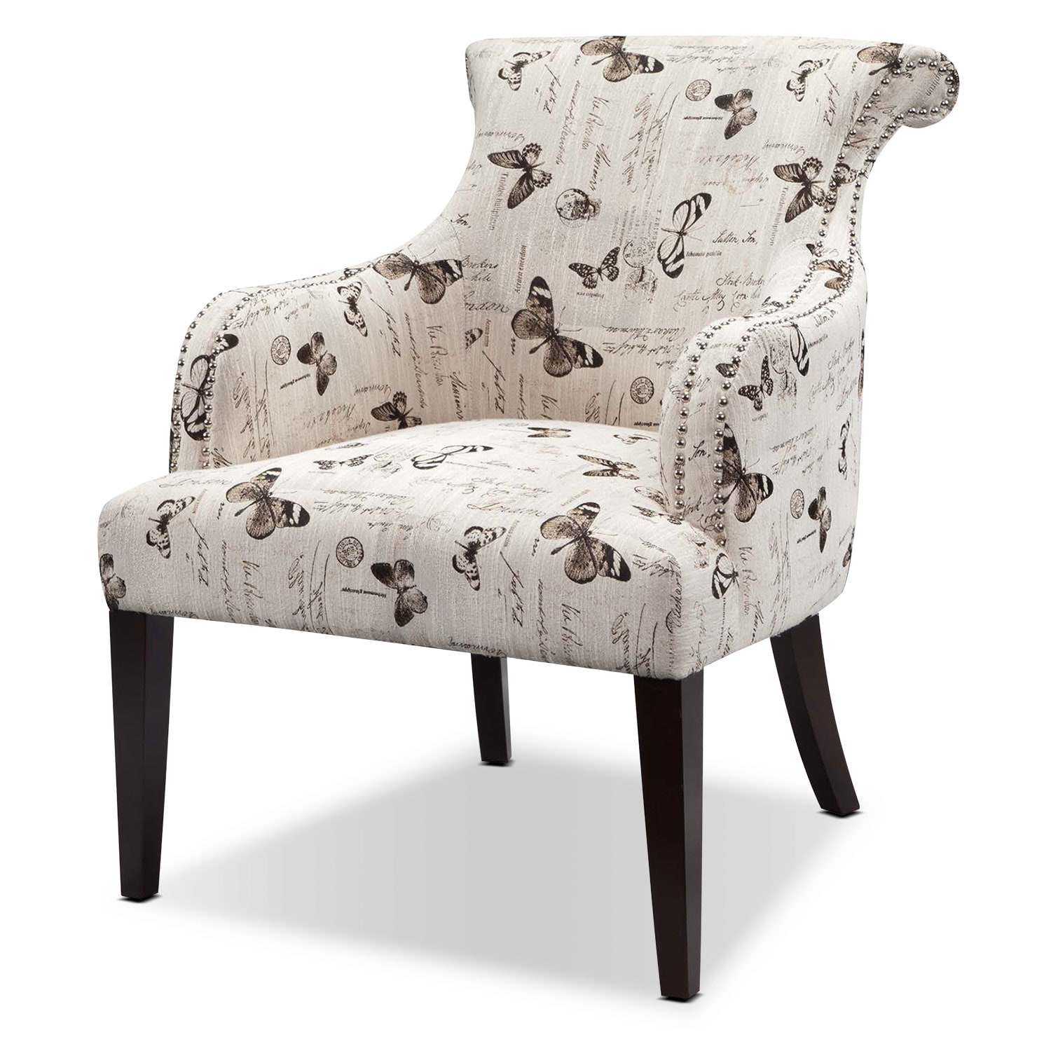Cream Accent Chair Hampton Accent Chair Cream Value City Furniture