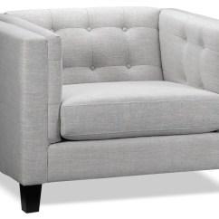 One And A Half Chair Canada Rental Philadelphia Astin Grey Leon 39s