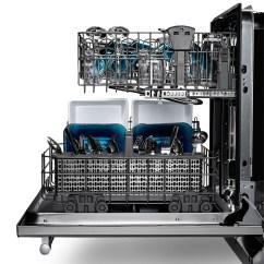 Kitchen Aid Dishwashers Glacier Bay Faucet Maytag Fingerprint-resistant Stainless Steel 24 ...