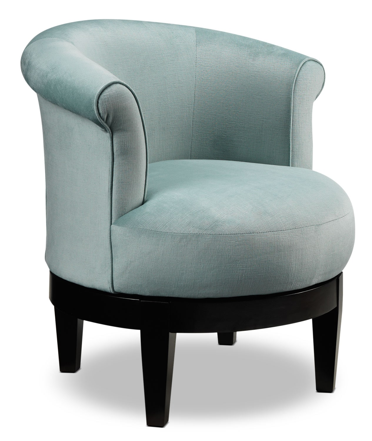 aqua accent chair ball with arms attica swivel leon 39s