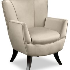 Beige Accent Chairs Hanging Chair Glass Bethany Leon 39s