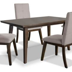 Beige Dining Chairs Posture Chair Target Chelsea 5 Piece Table Package With