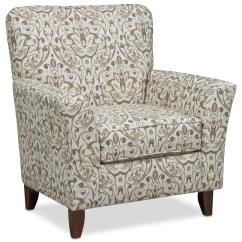 Accent Chairs Under 150 Blue Lounge Chair Cushions Mckenna Sand Value City Furniture