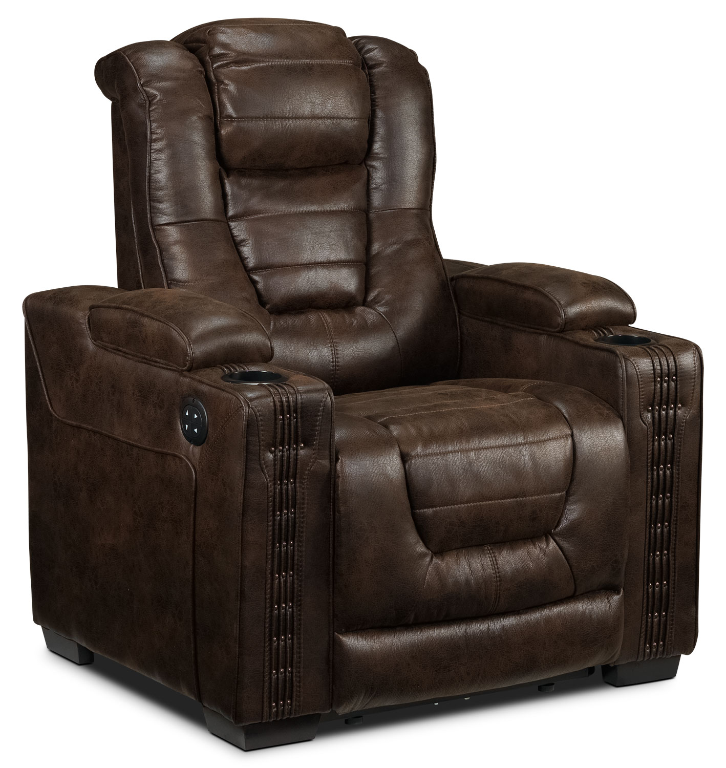 power recliner sofa canada protectors dakota reclining loveseat - walnut | leon's