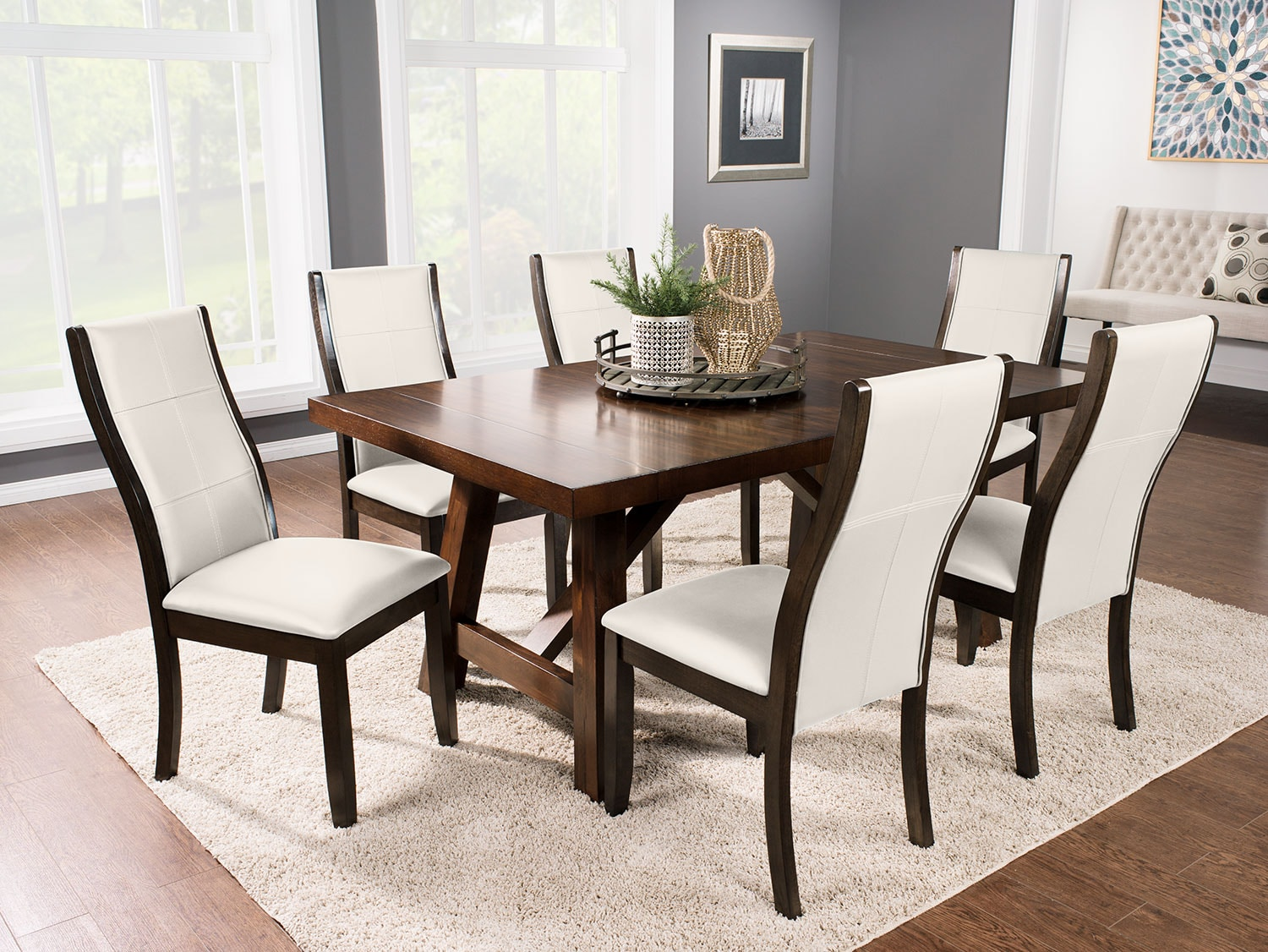 Taupe Dining Chairs Tyler Dining Chair Taupe The Brick