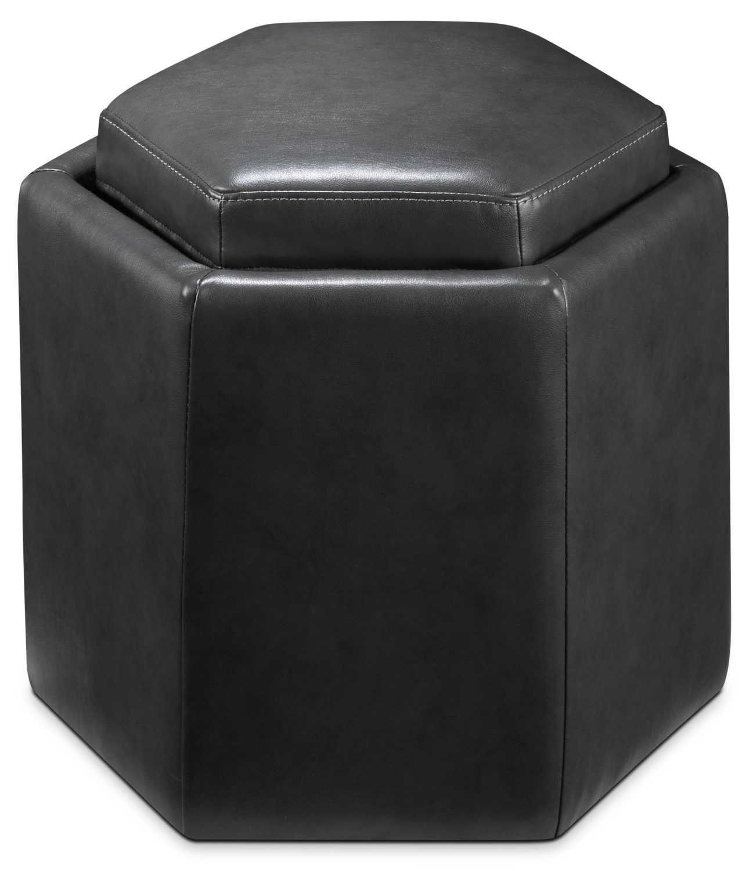 storage ottoman sound chair swing olx karachi noelle grey leon 39s
