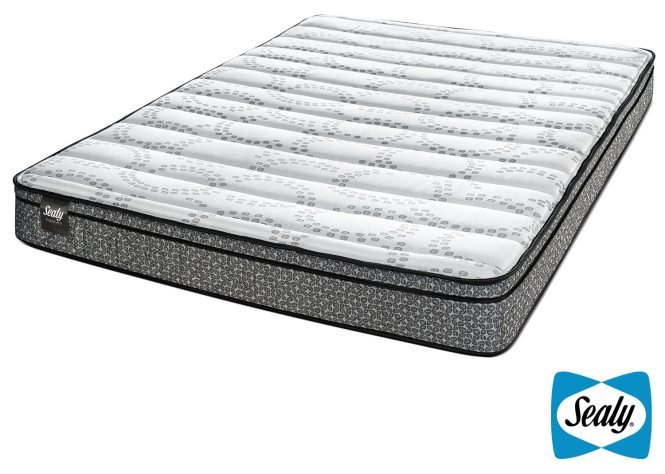 Sealy Imagine Cushion Firm Twin Mattress Hover To Zoom